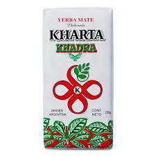 KHARTA MATE THEE WIT 20X250 GR