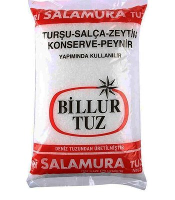 BILLUR SALAMURA ZEEZOUT 5X3 KG