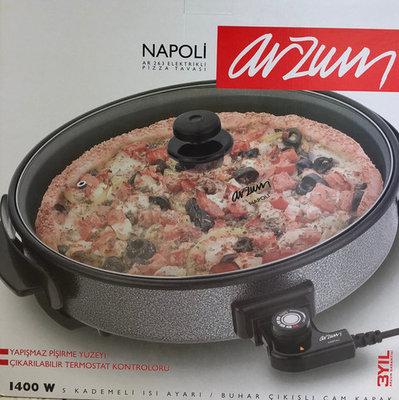 ARZUM NAPOLI PIZZA PAN  40X5 CM