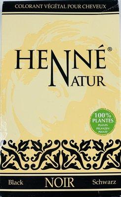 HENNA NATUREL NOUR 10X100 GR