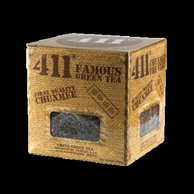 411 FAMOUS CHINA GREEN TEA 24X250 GR