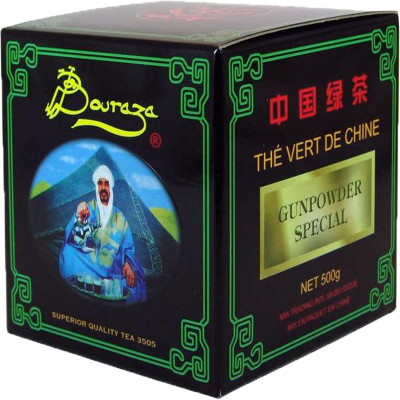 BOURAZA THEE 15X400 GR
