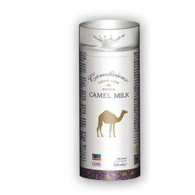 CAMELICIOUS KAMELENMELK 12X235 ML