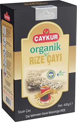 CAYKUR ORGANIK TURKSE THEE RIZE 20X400 GR