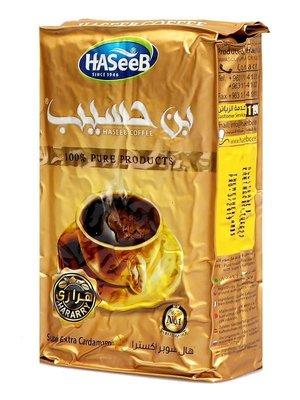 HASEEB KOFFIE GOLD 10X500 GR