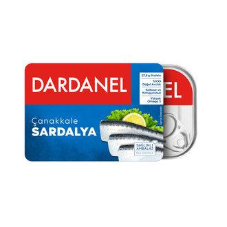 DARDANEL SARDINES IN ZONNEBLOEMOLIE 12X100 GR