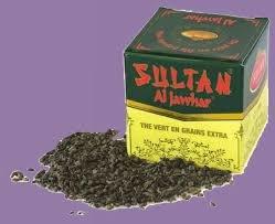 SULTAN THEE AL JAWHAR 60X200 GR
