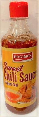 ERCIYES SWEET CHILI SAUS 12X500 ML
