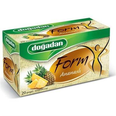 DOGADAN FORM ANANAS THEE 12X50 GR