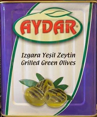 AYDAR GEGRILDE GROENE OLIJVEN 8 KG
