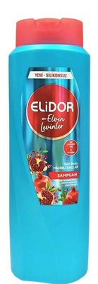 ELIDOR SHAMPOO VOOR DIKKER HAAR 16X650 ML