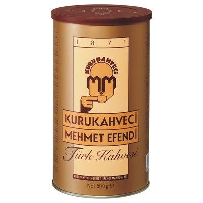MEHMET EFENDI TURKSE KOFFIE 6X500 GR