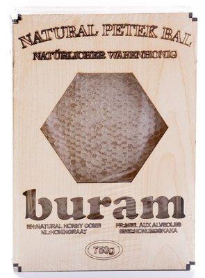 BURAM HONING MET RAAD 10X750 GR