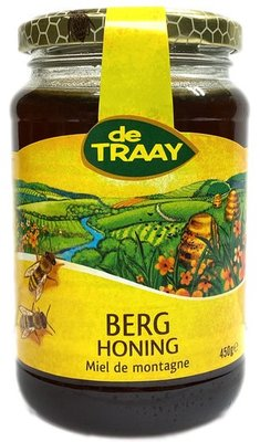 DE TRAAY  BERGHONING 6X450 GR