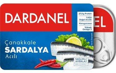 DARDANEL SARDALYA PIKANT 12X105 GR