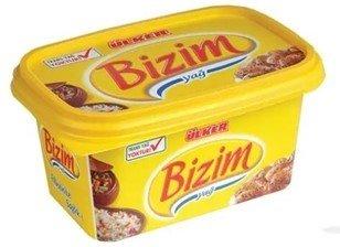 BIZIM MARGARIN 16X500 GR