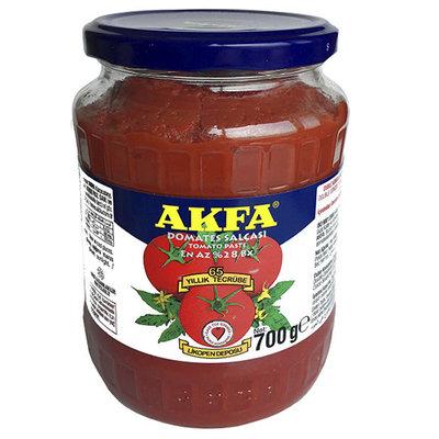 AKFA TOMATENPUREE 12X720 GR POT