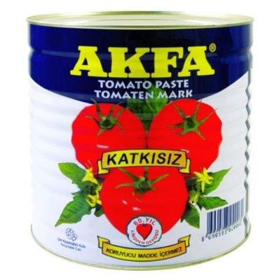 AKFA TOMATENPUREE 12X830 GR