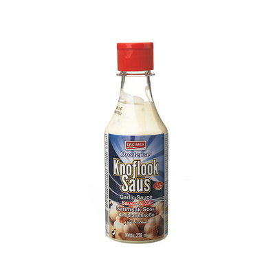 ERCIYES KNOFLOOKSAUS OOSTERSE 12X250ML