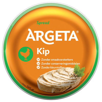 ARGETA KIP 14X95 GR