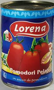 LORENA GEPELDE TOMATEN 24X400 GR