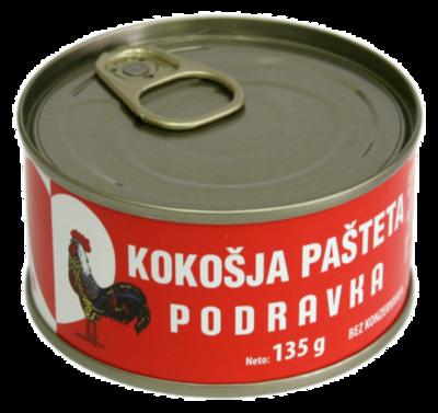 PODRAVKA KOKOSJA KIPPEN PASTA 15X135 GR