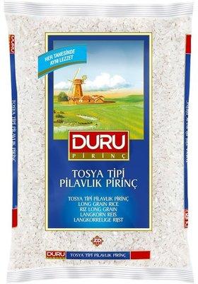 DURU TOSYA TIPI PILAVLIK PIRINC 10X1 KG