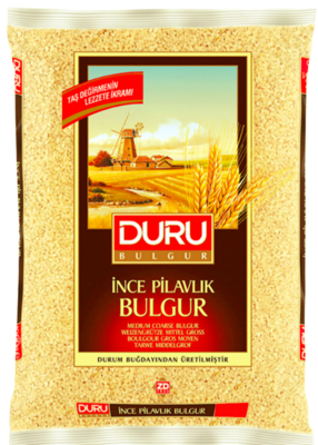 DURU BULGUR TARWE MIDDELGROF 4X5 KG
