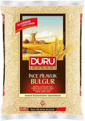 DURU BULGUR TARWE MIDDELGROF 6X2.5 KG