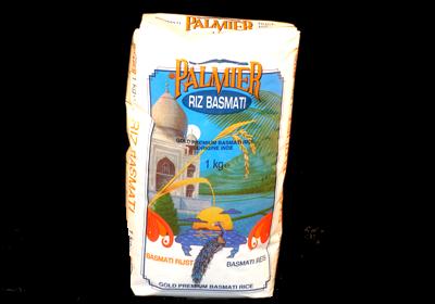 PALMIER BASMATI RIJST 10X1 KG