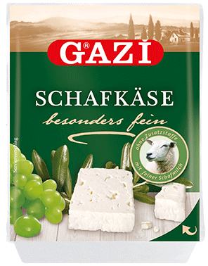 GAZI SCHAPENKAAS VACUM 12X200 GR