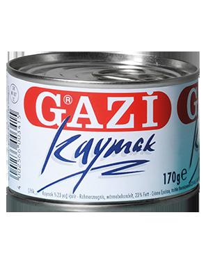 GAZI GESTERILISEERDE ROOM 24X170 GR