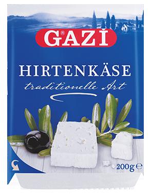 GAZI HIRTENKASE VACUM 12X200 GR