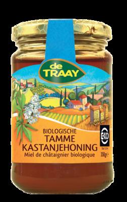DE TRAAY EKO TAMME KASTANJEHONING 6X350 GR