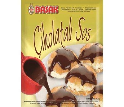 BASAK CHOCOLADESAUS 12X130 GR
