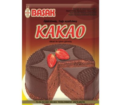 BASAK CACAO 24X100 GR