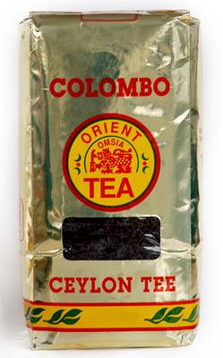 COLOMBO CEYLON THEE 24X500 GR