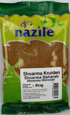 NAZILE SHOARMA KRUIDEN 15X80 GR