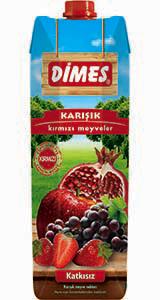 DIMES RODE FRUITMIX 12X1 LT
