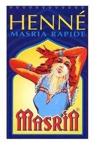 MASRIA RAPIDE HENNA 10X90 GR