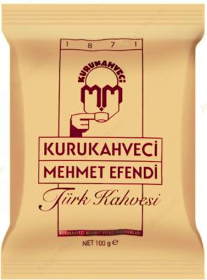 MEHMET EFENDI TURKSE KOFFIE 25X100 GR