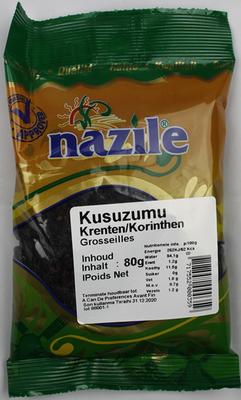 NAZILE KRENTEN 15X80 GR ZAK