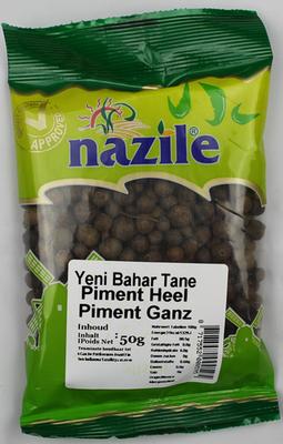 NAZILE PIMENT HEEL 15X50 GR ZAK