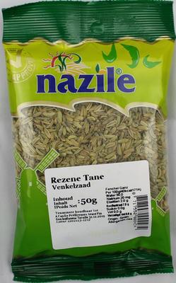 NAZILE VENKEL HEEL 15X50 GR ZAK