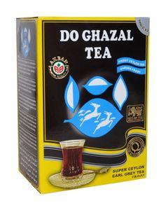 DO GHAZAL THEE EARLY GREY 12X500 GR