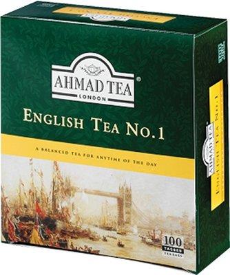 AHMAD THEE ENGLISCH ZAKJES 12X200 GR