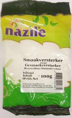 NAZILE KNOFLOOKPEPER MIX 800 GR