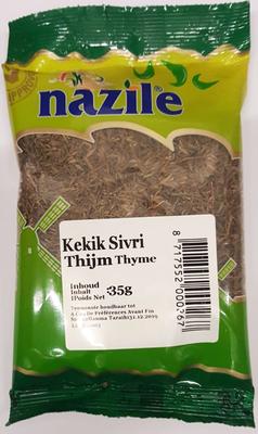 NAZILE THIJM 15X35 GR ZAK