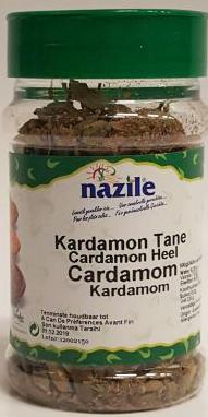 NAZILE KARDEMOM HEEL 10X100 GR PET