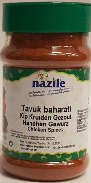 NAZILE KIPKRUIDEN 10X200 GR PET